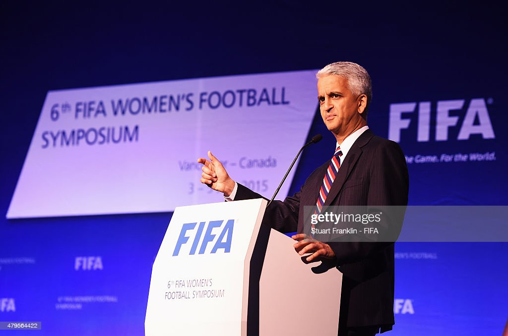 The 6th FIFA Women's Football Symposium - FIFA Women's World Cup 2015