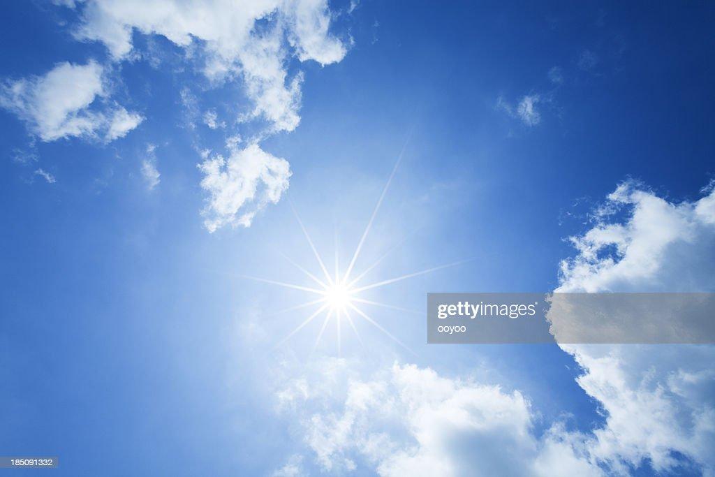 Sunlight & Clouds