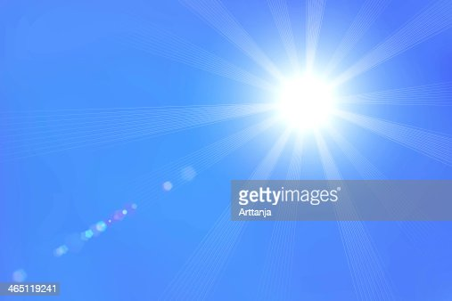 Sunlight : Stock Photo