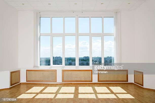 Sunlit Modern Interior
