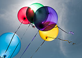 Sunny balloons