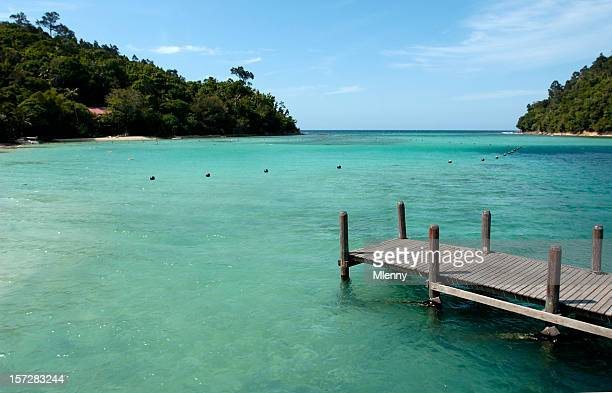 Sunny Beach Borneo Marine Park