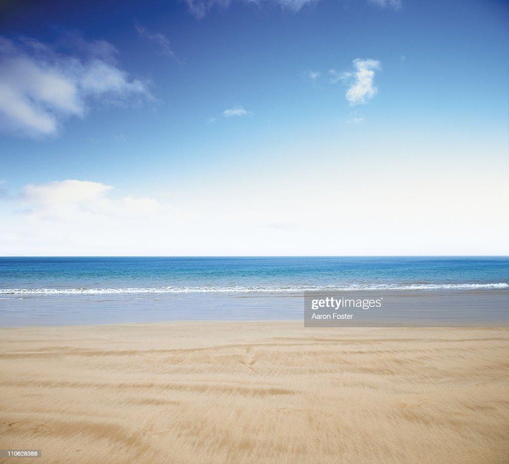 Sunny Beach : Stock Photo