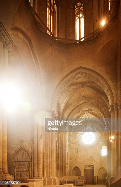 Sunny Cathedral