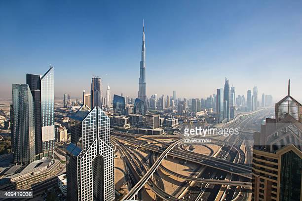 Giornata di sole a Dubai