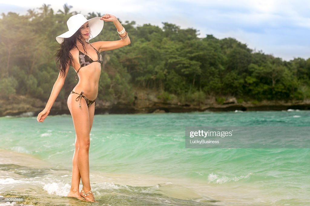 Sunny day on beach : Stock Photo