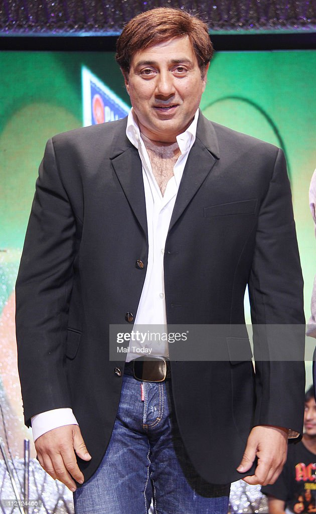 <a gi-track='captionPersonalityLinkClicked' href=/galleries/search?phrase=Sunny+Deol&family=editorial&specificpeople=881473 ng-click='$event.stopPropagation()'>Sunny Deol</a> at Baisakhi celebrations at Shanmukhananad Hall in Mumbai on April 10, 2011.