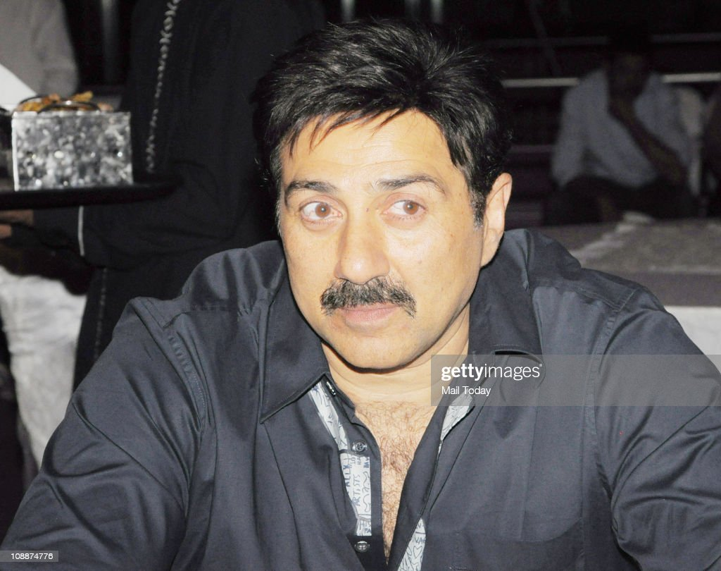 <a gi-track='captionPersonalityLinkClicked' href=/galleries/search?phrase=Sunny+Deol&family=editorial&specificpeople=881473 ng-click='$event.stopPropagation()'>Sunny Deol</a> at the success party of film Yamla Pagla Deewana in Mumbai on Sunday evening.