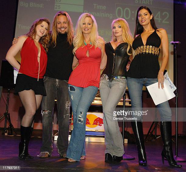 Sunny Lane Vince Neil Leah Neil Taylor Wane and Tera Patrick