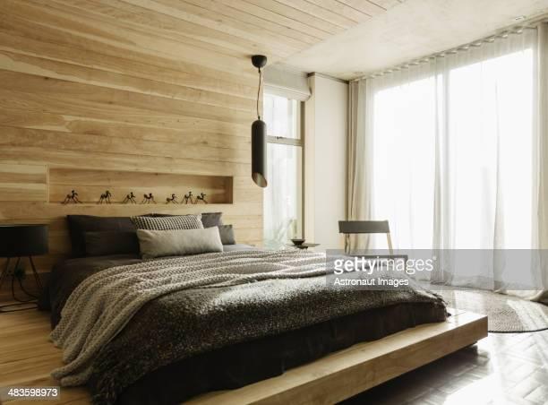 Belle chambre moderne