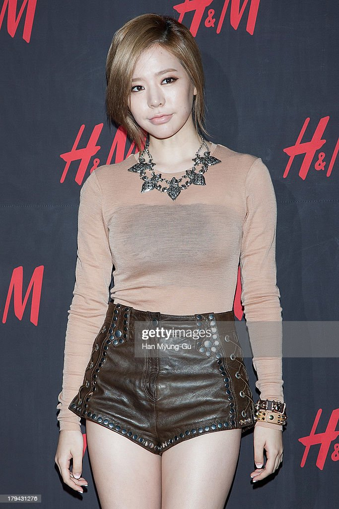 Sunny of South Korean girl group Girls' Generation attends the H&M Autumn Collection Pre-Shopping Party at H&M Gangnam Store on September 3, 2013 in Seoul, South Korea.