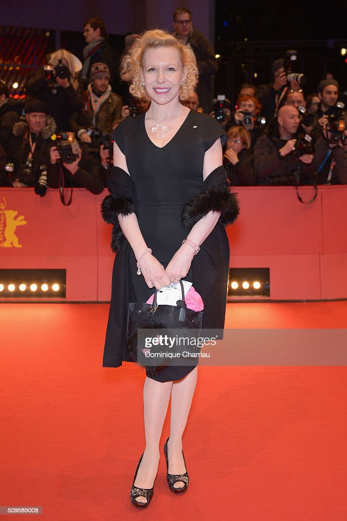 Sunnyi Melles attends the 'Hail, Caesar!' premiere during the 66th Berlinale International Film Festival Berlin at Berlinale Palace on February 11, 2016 in Berlin, Germany.