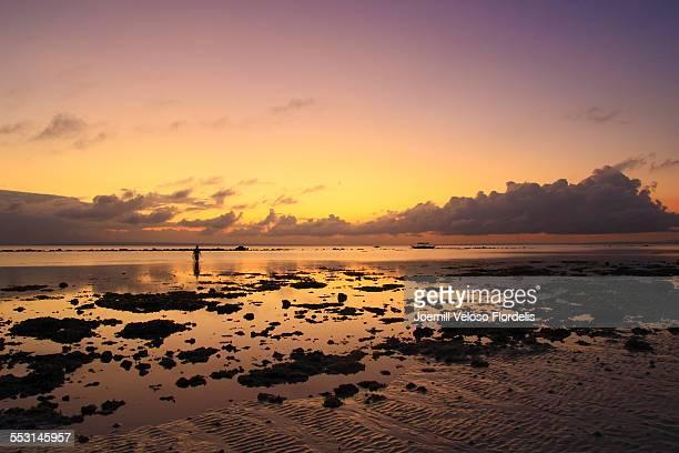 Sunrise at Bantayan Island (Santa Fe, Cebu, Philip
