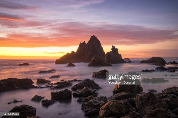 Sunrise at Camel Rocks, Bermagui
