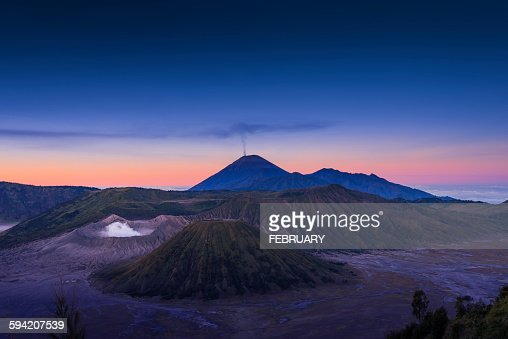 Sunrise at Mt. Bromo, Indonesia