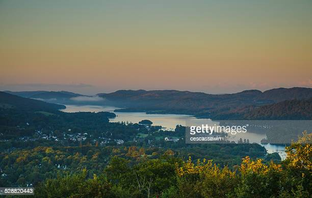 Sunrise at Windermere