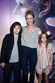 Sunrise Coigney and guests attend a Screening of 'The BFG' hosted by Disney the Cinema Society at Village East Cinema on June 29 2016 in New York City