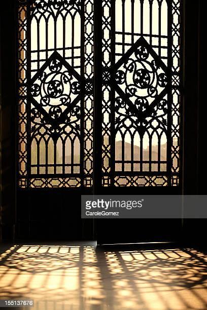 Sunrise portes à Milan