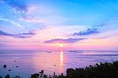 宮古島 東平安名崎からの日の出