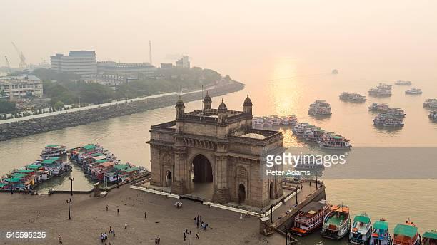 Sunrise, Gateway to India, Mumbai, India
