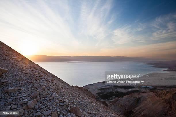 Sunrise in Israel