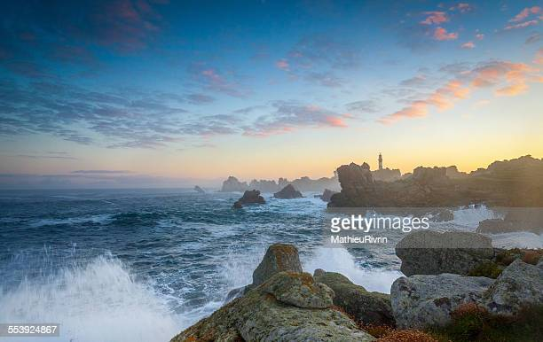 Sunrise in Ouessant