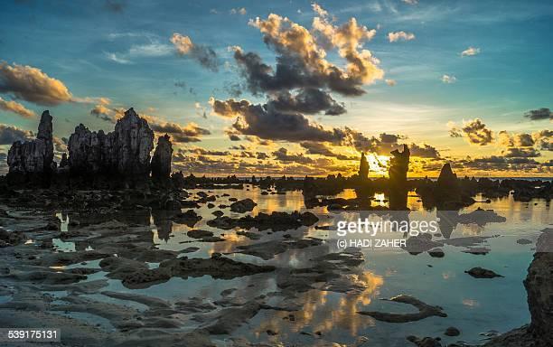 Sunrise in the Pacific | Nauru