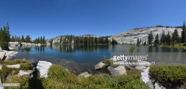 Sunrise Lake in Yosemite National Park