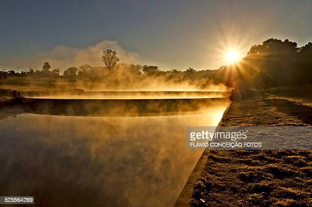 Sunrise lake londrina