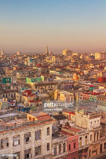 Atardecer de la habana, Cuba