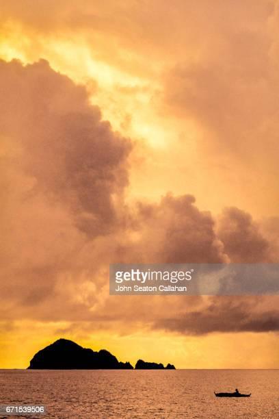 Sunrise on Catanduanes Island