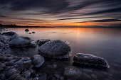 Sunrise on Ice