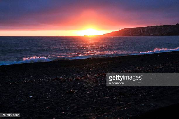 Sunrise on Kaikoura