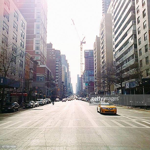 Sunrise on the Upper East Side Manhattan