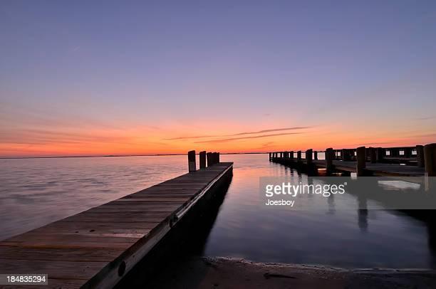 Sunrise Over Assateague Island