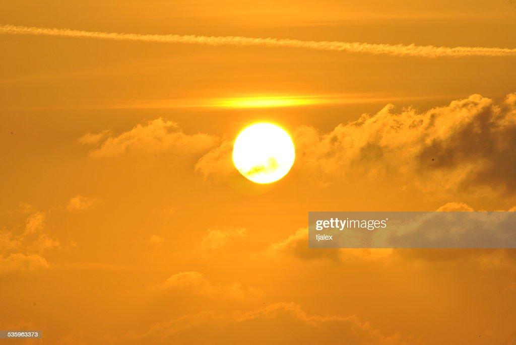 Sunrise : Stock Photo