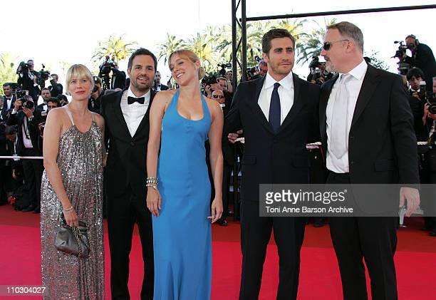 Sunrise Ruffalo Mark Ruffalo Chloe Sevigny Jake Gyllenhaal and David Fincher