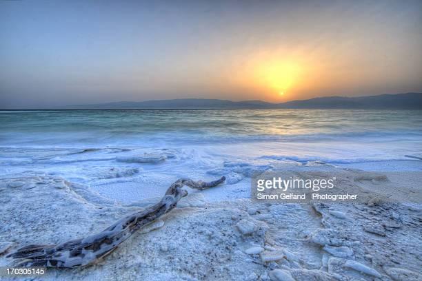 Sunrise - The Dead Sea