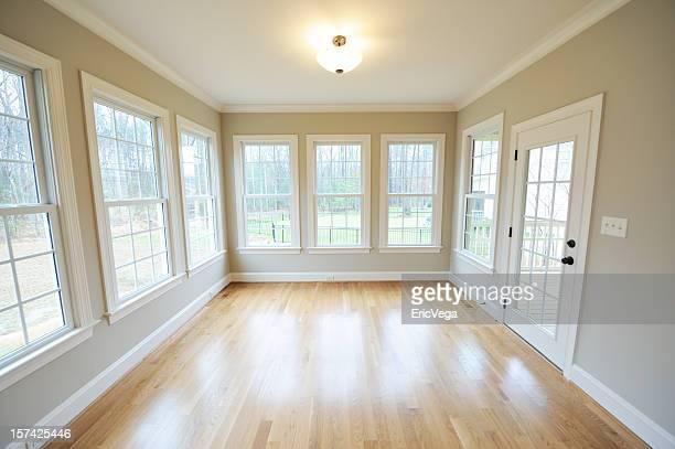 Sunroom in Home Interior