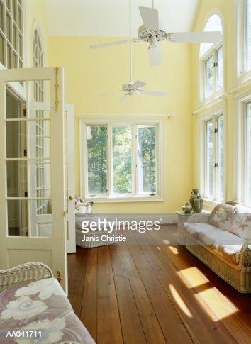 Sunroom : Stock Photo