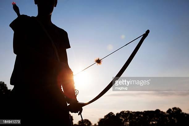 Coucher de soleil Archer