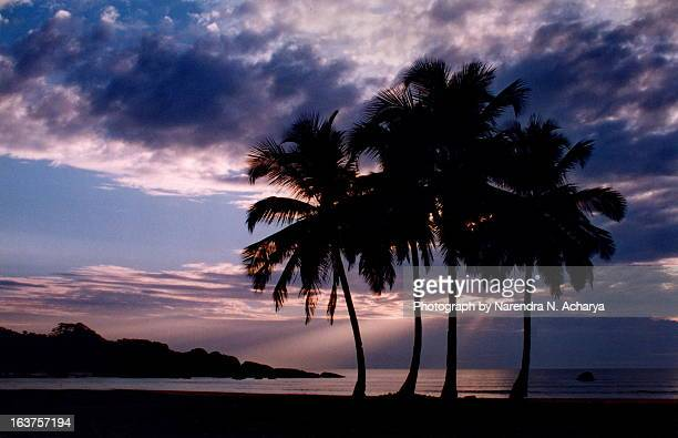 Sunset at Agonda Beach, Goa, India