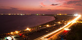 Sunset at Bar Beach - Lagos - Nigeria