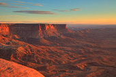 Sunset at Canyonlands