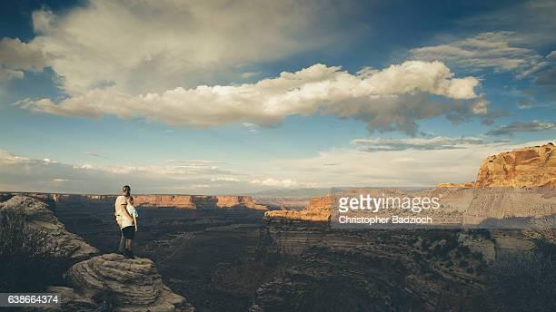 Coucher de soleil de Canyonlands