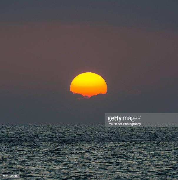 Sunset at Maalaea bay