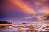 Sunset at Naviauia Point