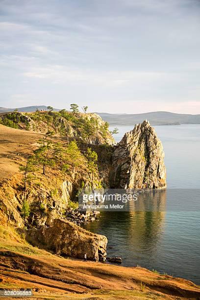 Sunset at Olkhon Island, Lake Baikal