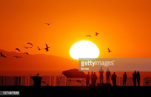 Sunset at Sunset Beach!