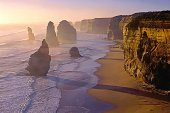 Sunset at the Twelve Apostles